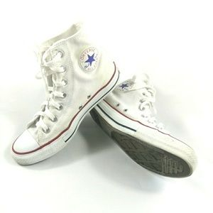 Converse high top chuck taylor sneaker